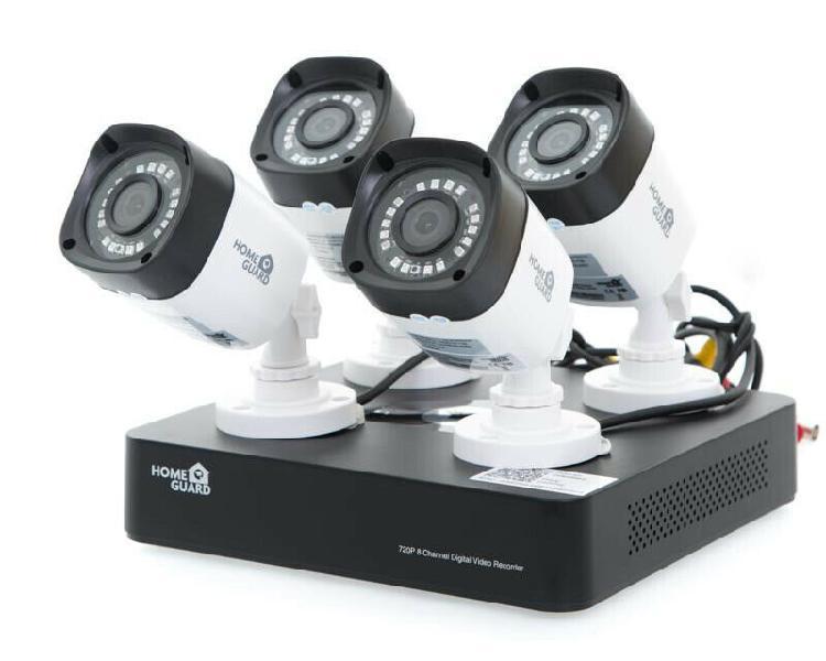 Vigilancia, cámaras de seguridad, interfonos,chapas de