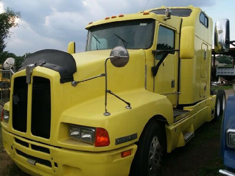Kenworth t800 tracto camion motor cat c15 caja 10 vel 42000