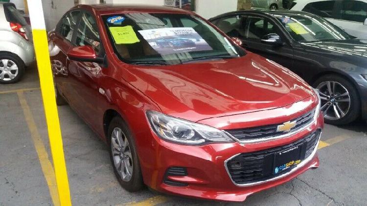 Chevrolet cavalier premier 2018 adquieralo facilmente a