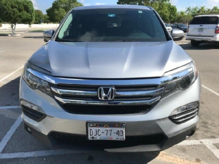 Honda pilot 2016 ex único dueño 24,000 kms