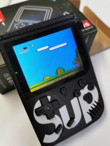 Video juego game boy 400 video juegos, color negro