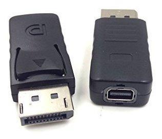 Adaptador de conversiã³n de mini displayport a displayport