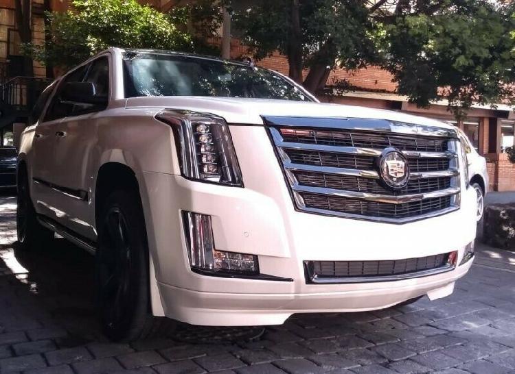 Cadillac escalade esv premium blindada iv imponente