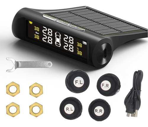 Sistema p/monitoreo de presión de neumáticos tpms para