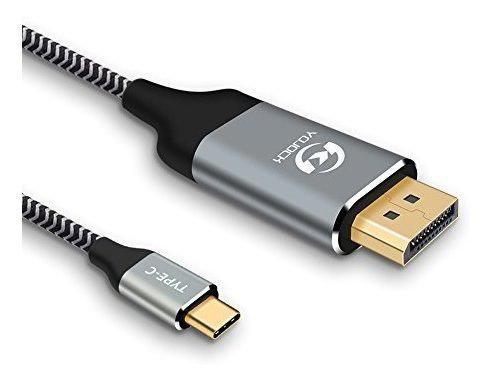Usb c a displayport cable usb tipo c macho a adaptador dp ma