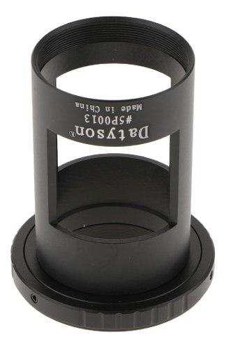 Adaptador de cámara t ring para nikon dslr slr + 42mm