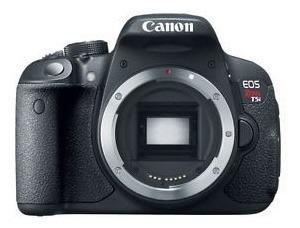 Canon eos rebel t5i 18mp slr camara digital solo cuerpo