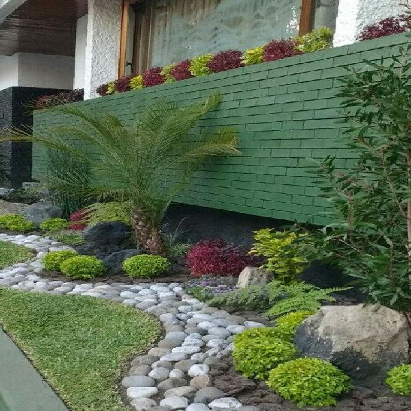 Diseño y construccion de jardines.