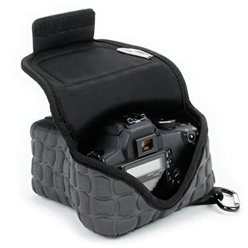 Cámara Digital SLR Hombro llevar caso bolsa para Canon EOS 70D 80D 6D 5DS 5DSR