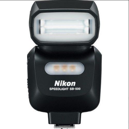 Flash nikon speedlight sb-500 af + envío gratis