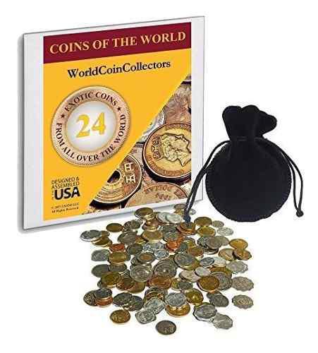 Mundo coleccionistas de monedas24las monedas