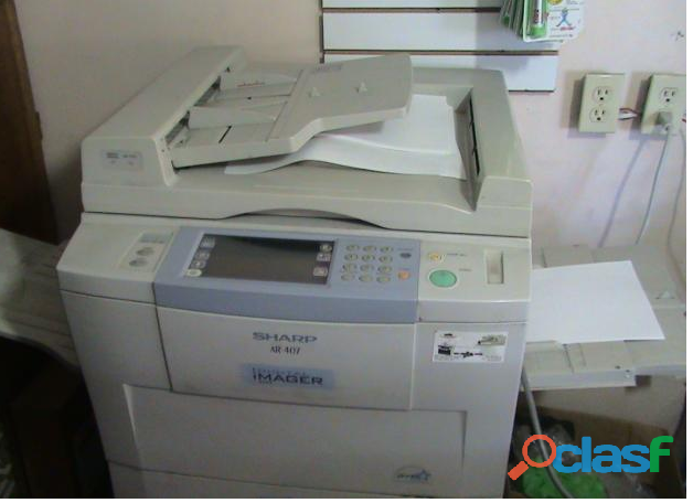 Se vende copiadora