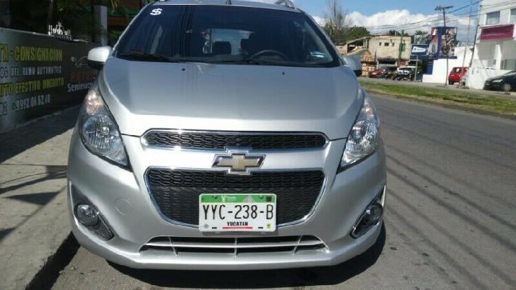 Chevrolet spark ltz 2016 estandar