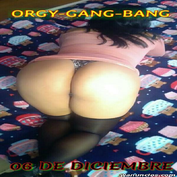 HOY ORGY GANGBANG FIESTA DE CHICAS PARA CABALLEROS EN LA