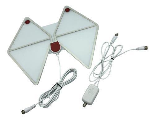 Amplificador antena tv digital 1080p hd para interiores