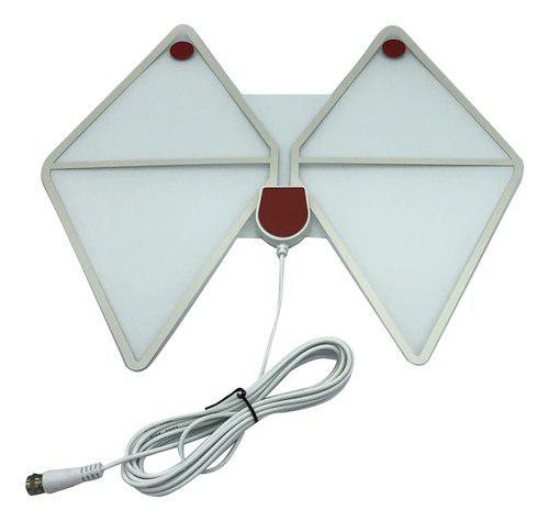 Amplificador de antena de tv digital hd 15dbi hd