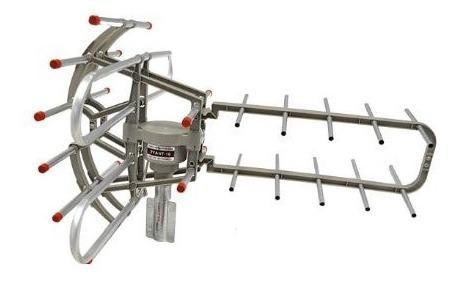 Antena aerea giratoria 360 a control remoto master