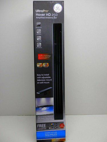 Antena amplificador ultra pro 4k ultra hd general electric