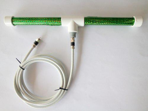 Antena hd digital pvc para tv pantallas