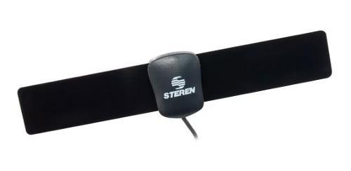 Antena hd tv 1080p plana uhf vhf dtv full hd coaxial /e