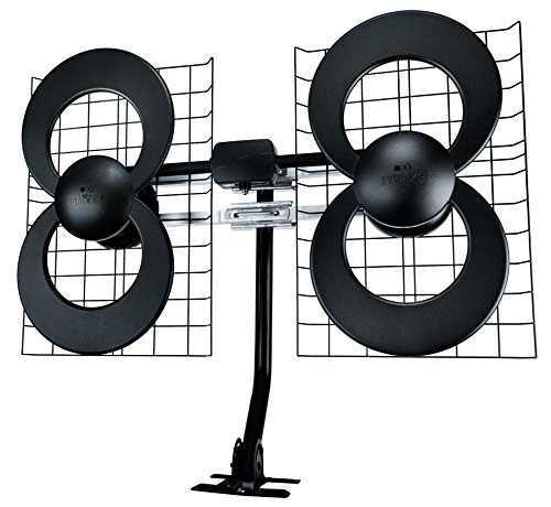 Antena hdtv para interiores exteriores clearstream 4 con m
