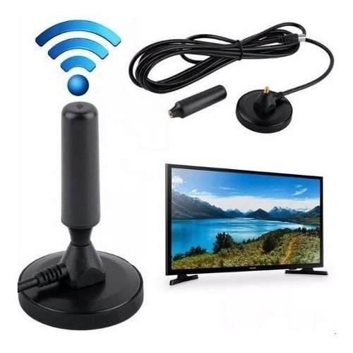 Antena interior hdtv tv digital hd alta definición hd3003