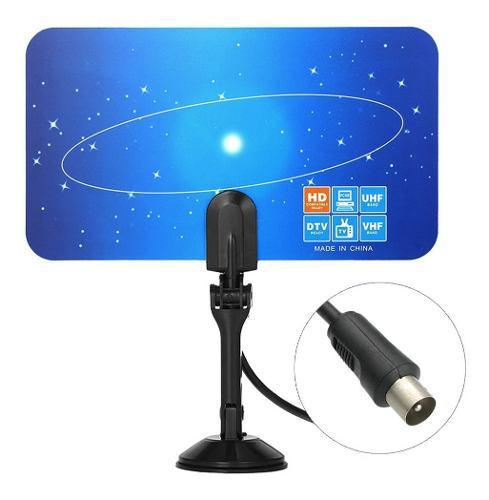 Antena tv digital interior estándar pal 1080p analógico vh