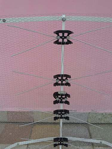 Antena tv mod m100 para zonas de difícil recepción env