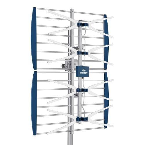 Antena uhf aérea xtreme de 23 elementos hd steren