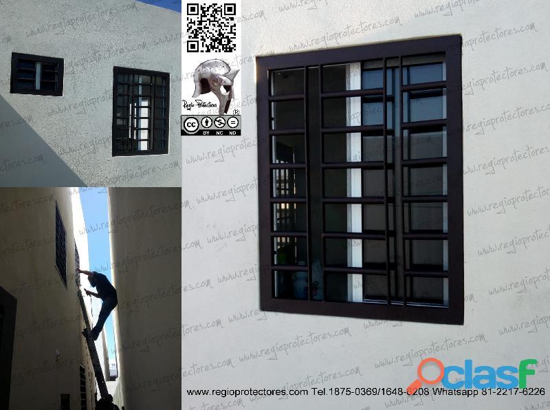 Regio Protectores   Instal en Fracc:Cerradas Concordia 0962