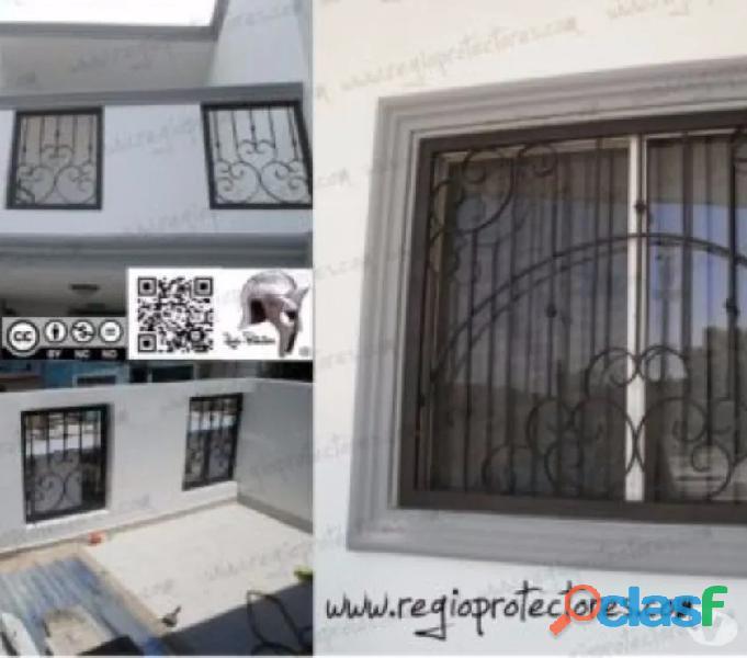 Regio Protectores   Instal en Fracc:La Pastora 0717
