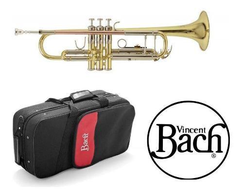 Bach trompeta combinada tr501