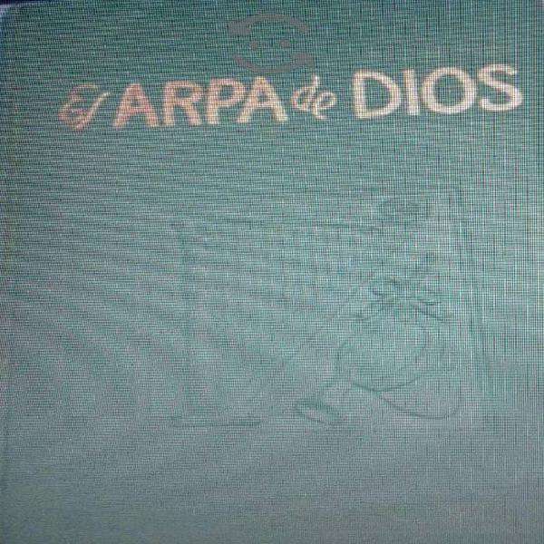 Busco: busco libro el arpa de dios
