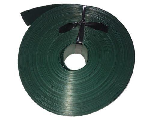 Cinta rompe viento verde hoja p malla ciclon rollo 15m2 vh15