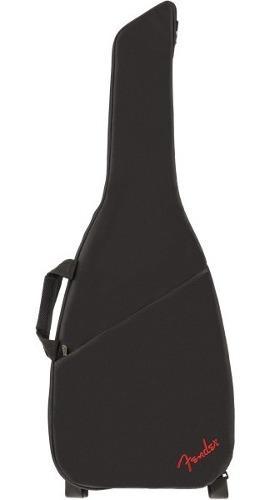 Funda fender para guitarra eléctrica fe405 gig bag, black