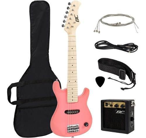 Guitarra eléctrica para niña amplificador + accesorios