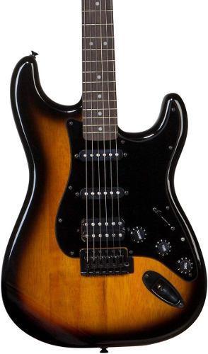 Guitarra squier stratocaster sunburst (nueva) envio gratis!