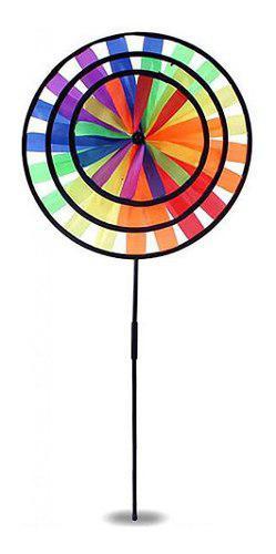 Juguete molino de viento 3d juego al aire libre decoración