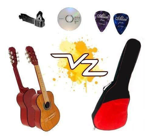 Paquete de guitarra infantil para niños de 3 años a 8