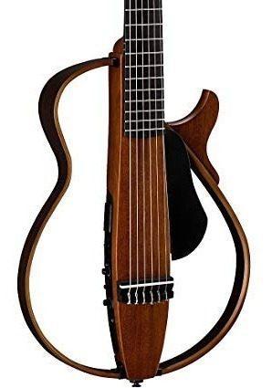 Yamaha guitarra silent slg200n