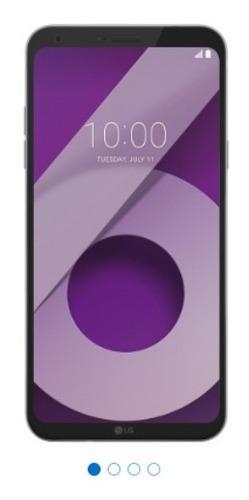 Celular nuevo lg q6+ [64gb]