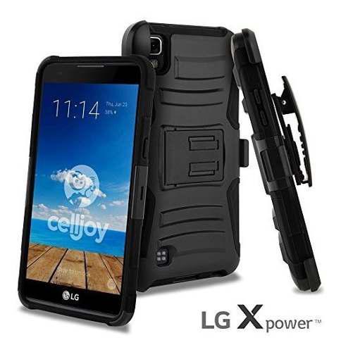 Lg x power caso lg k6p caso celljoy ultra lg k210 dual layer