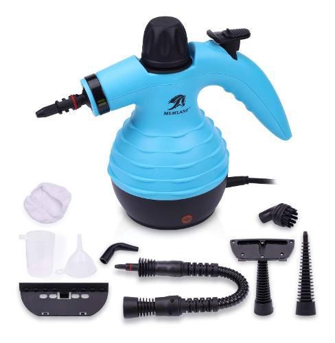 Mlmlant - limpiador de vapor a presión (9 piezas)