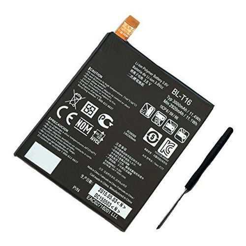 Telã©fono celular powerforlaptop baterãa para lg g flex