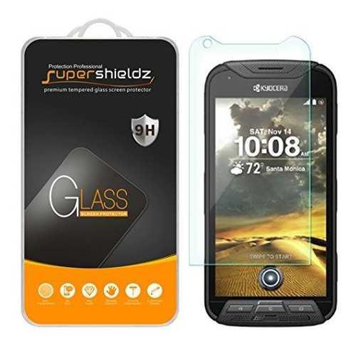 paquete De 3] Supershieldz Para Kyocera Duraforce Pro Prote
