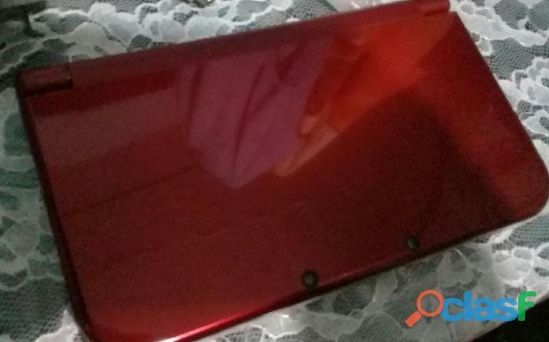 New Nintendo 3ds Xl Rojo + Cargador Original + Juego (nuevo) 7