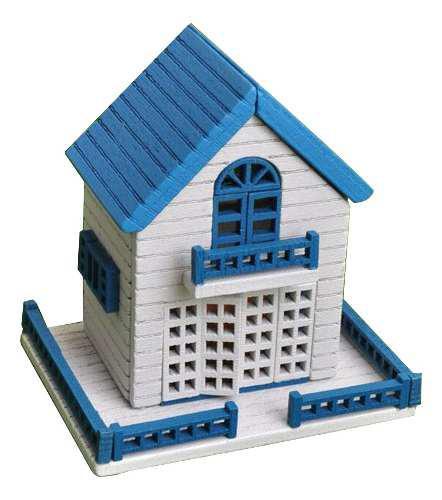 1/12 dollhouse miniatura diy casa de muñecas kits attic