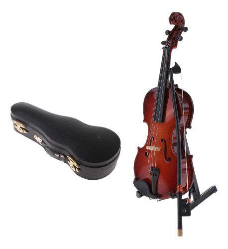 1/6 modelo de instrumentos musicales en miniaturas para 12