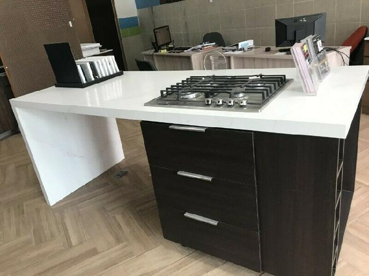Cocinas closets cuarzo granito