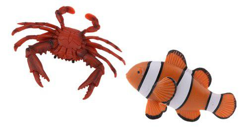 Juguete de animales de simulación en miniatura modelo de